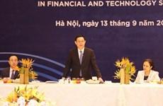 WEF ASEAN 2018: 王廷惠希望加快越南的数字经济发展进程