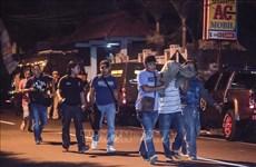 印尼与美国签署反恐合作备忘录