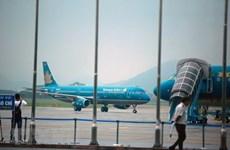 """越南多家航空公司因台风""""山竹""""取消飞往中国的航班"""