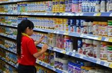 越南乳制品进口呈猛增态势