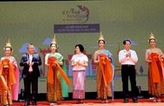 2018年第十次泰国文化节向首都居民推介泰国特色文化
