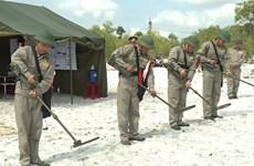 越南与韩国加强合作处理战后遗留地雷和爆炸物问题