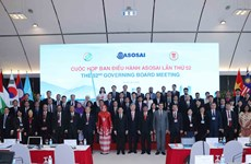 ASOSAI 14: 亚审组织理事会第52次会议在河内召开