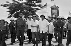菲德尔•卡斯特罗访问越南南方解放区:远隔重洋的团结与友谊之象征
