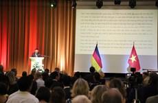 德国高度评价与越南的合作关系