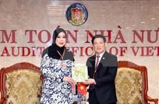最高审计机关亚洲组织主席:将经济和社会环境问题纳入审计活动