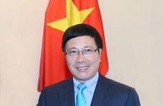 越南与欧盟关系取得积极进展