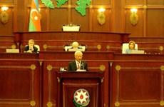 越南与阿塞拜疆促进议会合作