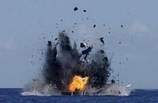 """泰国强力打击非法捕鱼以摆脱欧盟""""黄牌""""警告"""