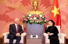 越南与白俄罗斯加强议会合作 分享立法经验