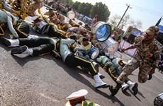 越南领导人就伊朗发生恐怖袭击事件向伊朗领导人致慰问电
