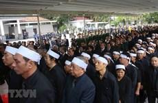 在越南人心目中的国家主席陈大光