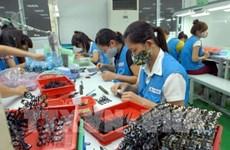 越南为外国企业的产品外包加工总额达86亿美元