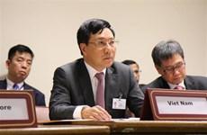 第73 届联合国大会:东盟与海湾阿拉伯国家合作委员会外长会议在美国举行