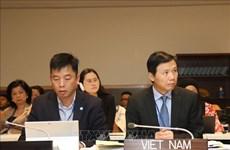 第73届联合国大会:东盟外长非正式会议和东盟—联合国外长会议相继举行