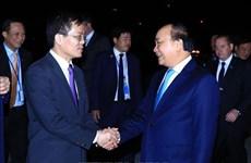 越南政府总理阮春福结束出席第73届联大一般性辩论之行回国
