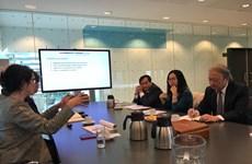 越共中央宣教部工作代表团访问荷兰 了解该国传媒政策