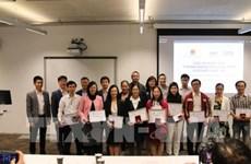 旅居澳大利亚越南科学界人士积极提供创新研究倡议