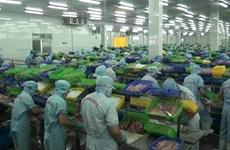 今年前9月芹苴市货物出口额创新高