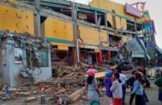 印尼地震和海啸:越南十名学生安全抵达雅加达