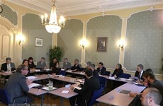 越南公安部代表团赴荷兰参加实施《联合国反酷刑公约》培训班