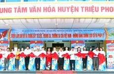 """""""黄沙、长沙归属越南—历史证据和法律依据""""展览会在广治省举行"""