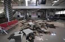 印尼地震和海啸事件:尽快将穆提亚拉西斯朱弗里机场恢复正常运行