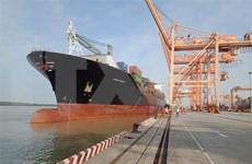 越南航海总公司出资7万亿越盾在海防市莱县港新建两个集装箱码头
