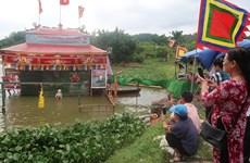 保护与弘扬国家非物质文化遗产--水上木偶戏的价值