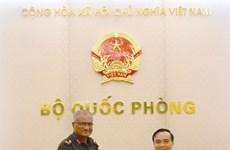 越南重视与印度的防务合作关系