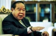 泰国下届大选仍将按原定计划举行