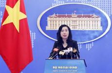越南提议各国为维护各海域和海洋的和平与稳定做出积极贡献