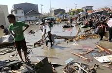 印尼地震和海啸:争分夺秒与时间赛跑 竭尽全力为生命护航