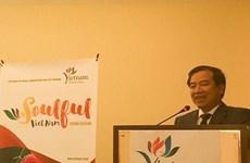 在意大利越南旅游推广活动正式开幕