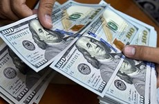 5日越盾兑美元中心汇率稳定 英镑汇率大幅增长