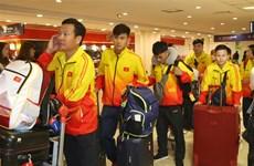 2018年青年奥林匹克运动会:越南代表团准备充分 蓄势待发