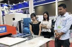 2018年越南塑料与橡胶国际展览会正式开幕