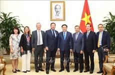 英国将为越南建设智慧城市提供援助