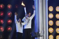 2018年青年奥林匹克运动会隆重开幕