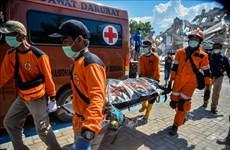 印尼地震和海啸:死亡人数近2000人  灾区搜救工作于10月11日结束