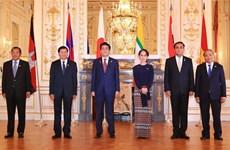 政府总理阮春福出席第十届日本与湄公河流域国家峰会