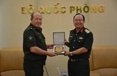 越南与俄罗斯加强联合国维和领域合作