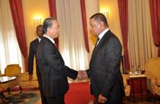 埃塞俄比亚总统建议越南在该国重开大使馆