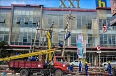 印尼开始中苏拉威西省灾区的恢复和重建工作