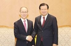 越南愿同国际社会携手合作共同应对气候变化问题