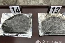 越中两国加强打击跨境毒品犯罪合作 成效显著