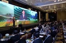 越南参加全球价值链 强调越南大米的品牌价值