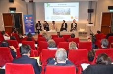 胡志明市贸易投资促进会在法国举行