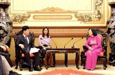 胡志明市人民议会与韩国京畿道省议会深化交流与合作