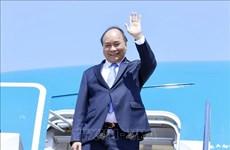 阮春福总理结束出席东盟领导人见面会并对印尼进行工作访问之旅